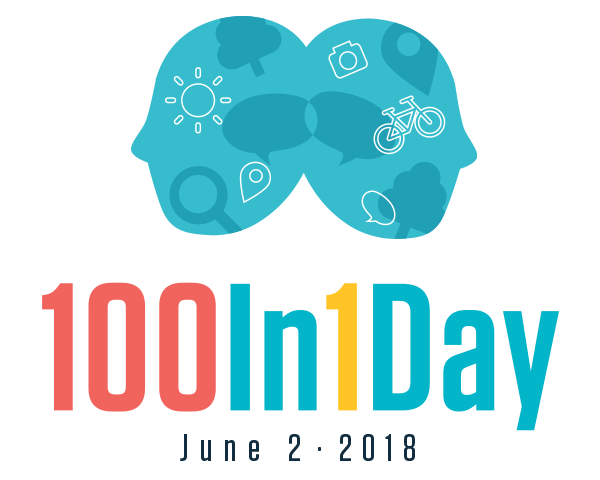 100In1Day - June 2, 2018