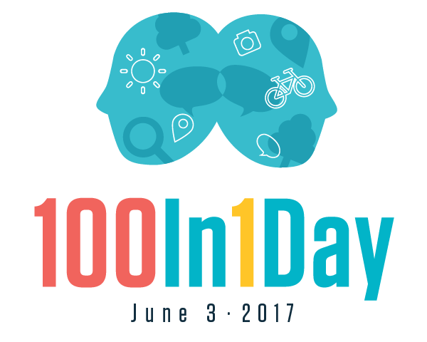 100In1Day - June 3, 2017